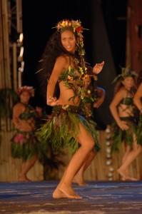 Danseuse de Ori Tahiti @ J. Sekkaki