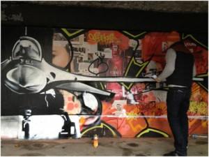Street Art : P183 au Festival RussenKo