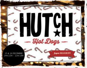 Hutch Hot-Dogs House @ Wanderlust