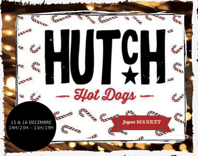 Hutch Hot-Dogs House @ Wanderlust