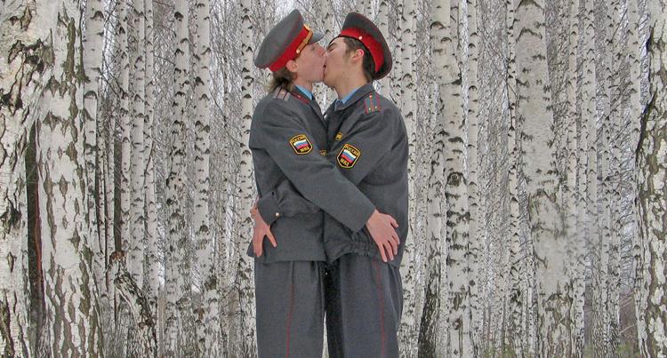 Blue Noses au Festival RussenKo 2014