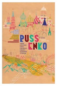 L'affiche du Festival RussenKo