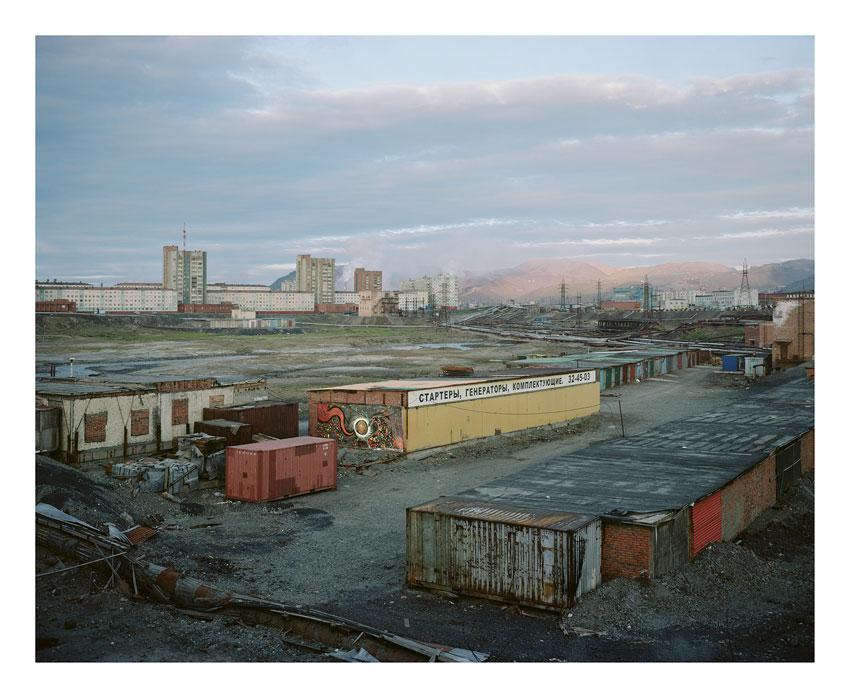 Norilsk, le nouveau projet photo d'Alexander Gronsky - présenté sur le Festival RussenKo 2014
