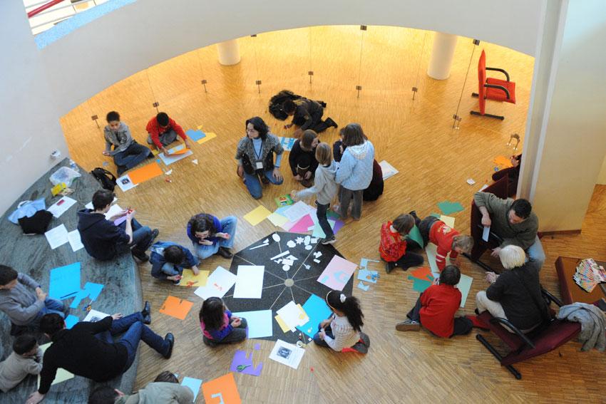 Les ateliers littérature jeune public au Festival RussenKo