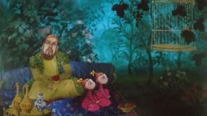 Le Rossignol - cinéma - jeune public -Festival RussenKo