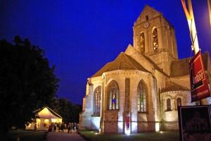 Sur les pas de Van Gogh - EglisedAuvers ©Dominique Martinelli