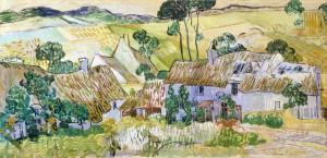Sur les pas de Van Gogh - VanGogh-La Ferme de Jorgus