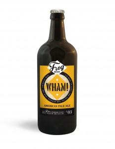 FrogPubs - La bière artisanale Wham! de la Superhero Serie en édition limitée