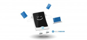 iTECHFOREVER.com, premier pure player de l'assurance de produits high-tech