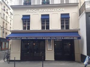 Façade FrogRevolution