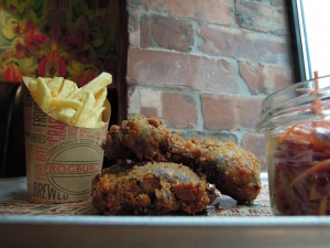 Southern-Fried-Chicken-Tray - FrogPubs - Frog Revolution