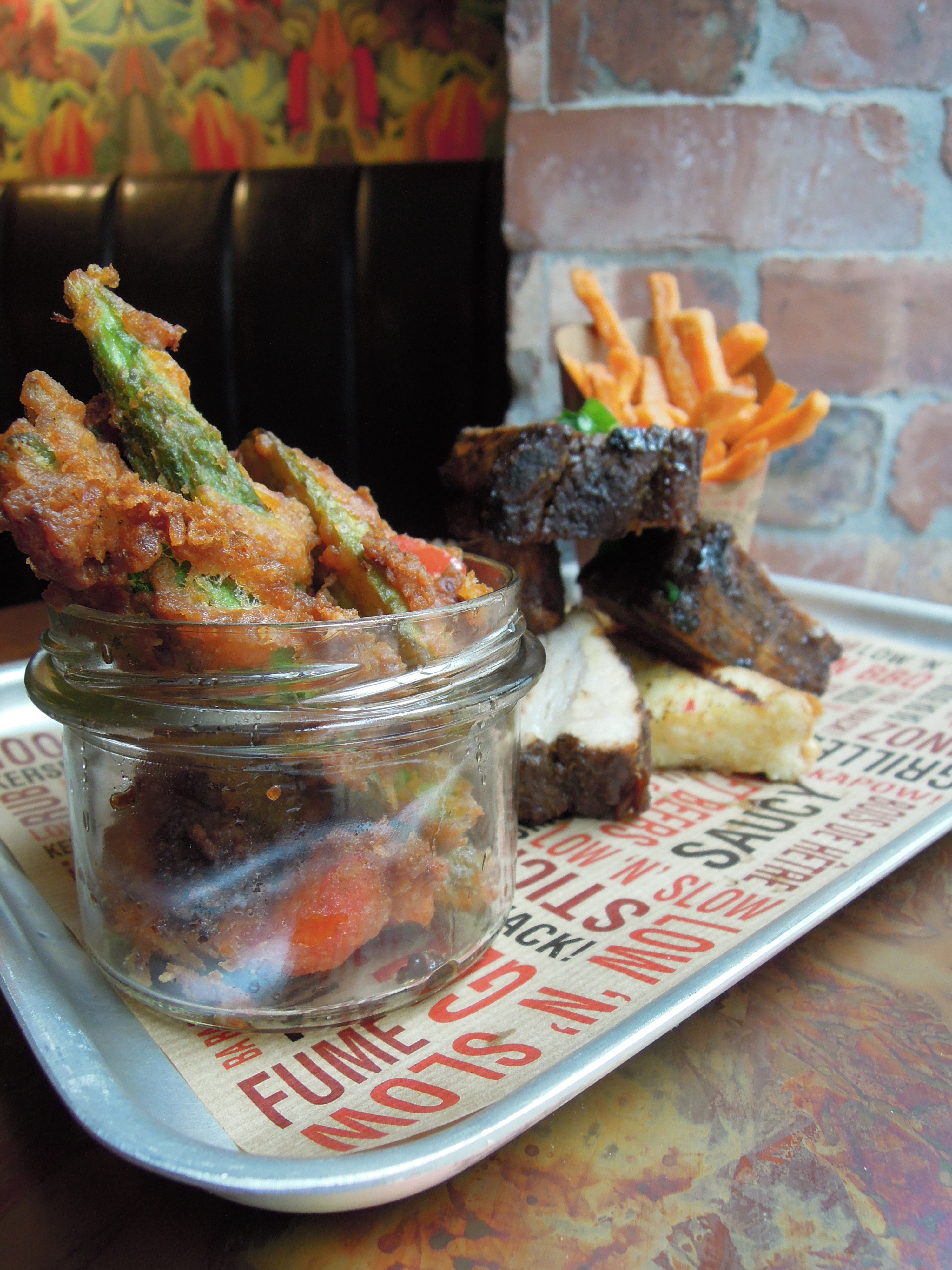 Ribs tray - FrogPubs - Frog Revolution