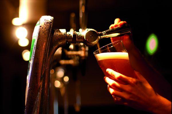 La bière Frog Natural Blonde