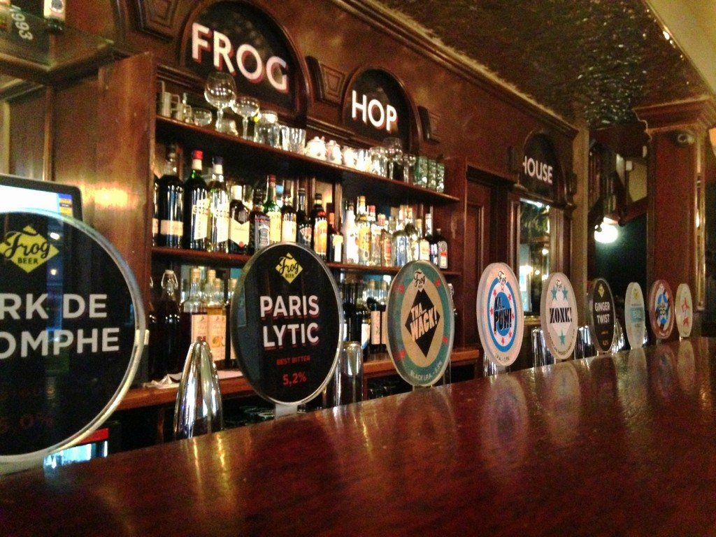 Le Frog Hop House