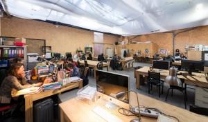 ICI Montreuil - l'espace de co-working - @Julien Dominguez