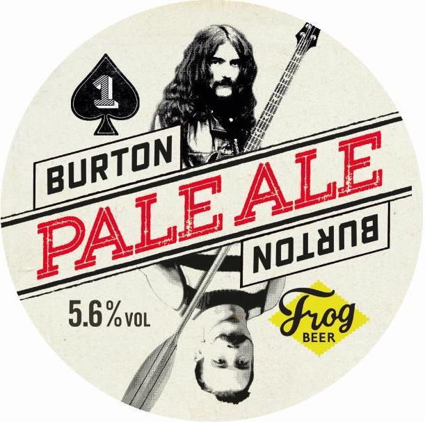 FrogBeer - Great British Beers Serie - la Burton Pale Ale