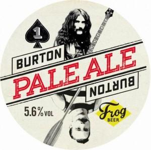 La Burton Pale Ale de FrogBeer (Great British Beers Serie)