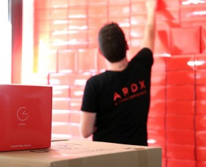 ARDX - la première app mobile de messagerie utilisant pleinement la technologie iBeacon
