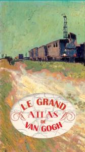 La couverture du Grand Atlas de Van Gogh