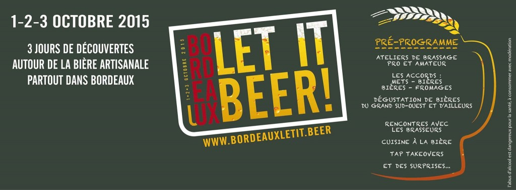 « Bordeaux, Let It Beer » au Frog & Rosbif Bordeaux