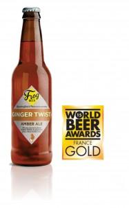 World Beer Awards - FrogBeer