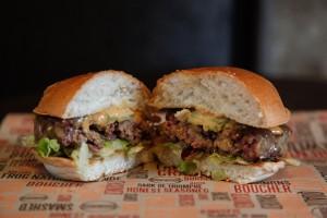 Un burger FrogBurger