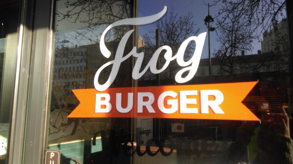 Le FrogBurger Neuilly