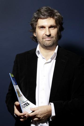Guillaume Mathieu - CEO de Cityzen Mobility
