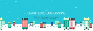 Cityzen Mobility, 1er réseau de Chauffeurs-Compagnons