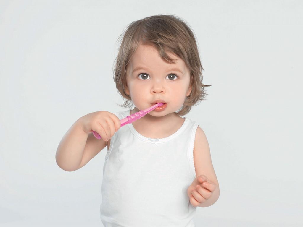 CURAPROX Baby visuel brosse à dents bébé