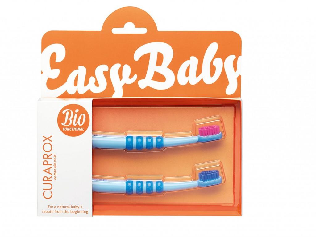 CURAPROX Baby visuel brosse à dents packshot