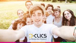 Grâce à D-Clics, les internautes peuvent soutienir financièrement des associations qui leur tiennent à coeur sans débourser un euro