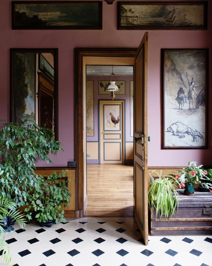 Auvers-sur-Oise : La Maison-Atelier Daubigny