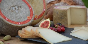 Route du fromage AOP Ossau-Iraty : Basques, Béarnais, fermiers ou issus de fromageries, un aperçu de la large gamme de fromages AOP Ossau-Iraty (cliquez sur l'image pour obtenir la HD – Crédit : AOP Ossau-Iraty )