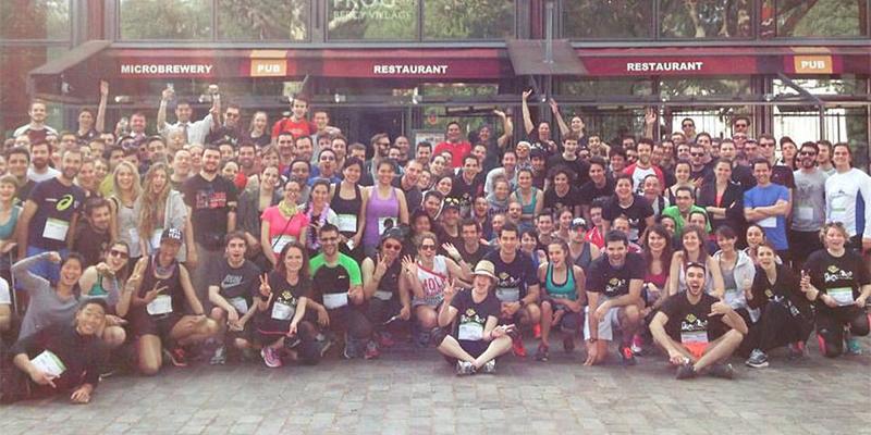 Dimanche 14 mai, le plus célèbre des Beerathons parisiens, le #RunningForBeer3 est de retour !