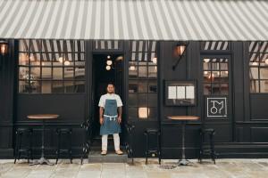 Le chef Tomy Gousset travaillera l'AOP Ossau-Iraty sur Taste of Paris