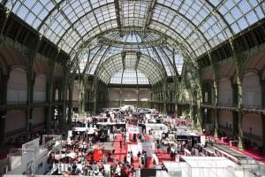 L'AOP Ossau-Iraty dans les mains du chef Tomy Gousset sur Taste of Paris