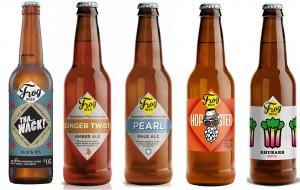 Les bières artisanales FrogBeer seront présentes au Mondial de la Bière Paris