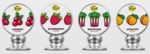 """La """"Fruit Beer Series"""""""