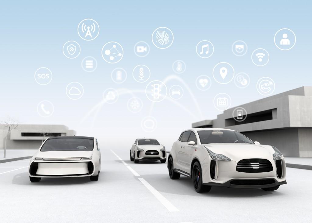 Véhicule Autonome et équipements de la route