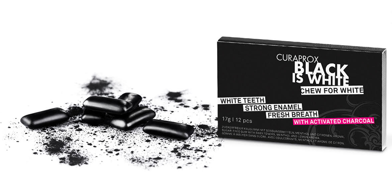 "Chewing-gum ""Black is White"""