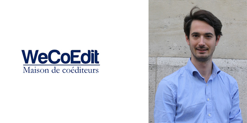 Edouard Raffour de WeCoEdit