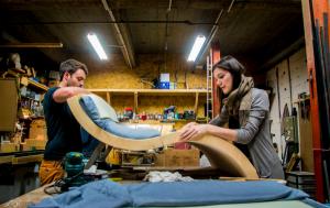 ICI MONTREUIL et WeCoEdit lancent le premier accélérateur pour designers mobilier et objets d'intérieur - Crédit Makery / LoungeShare