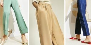 Les pantalons sur-mesure Philippine Janssens
