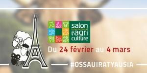 L'AOP Ossau-Iraty sur le Salon International de l'Agriculture 2018