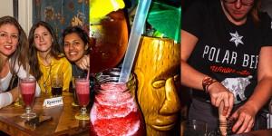 """Une nouvelle carte """"Late-night"""" pour les FrogPubs, des lieux idéaux pour voire un verre entre amis"""