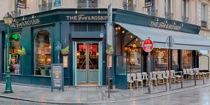 The Frog & Rosbif (premier bar/restaurant/micro-brasserie ouvert en 1993)