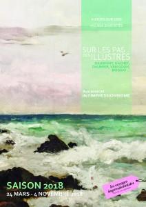 Sur les pas des Illustres : aux sources de l'Impressionnisme