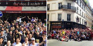 Les éditions 2016 et 2017 de RunningForBeer