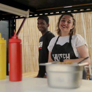 Hutch Hot-Dogs @Georges de Genevraye